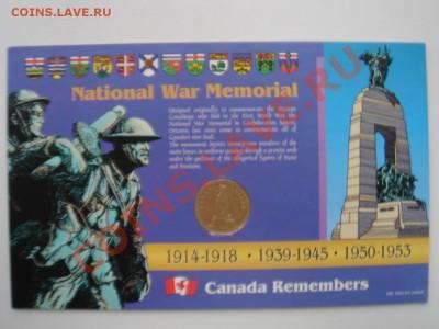 Канада: 1$ 1994 Мемориал UNC до 30.09.13 22-00 - Канада доллар мемориал -3.JPG