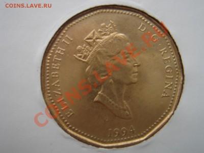 Канада: 1$ 1994 Мемориал UNC до 30.09.13 22-00 - Канада доллар мемориал -2.JPG