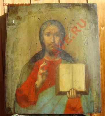 2 иконы: Преображение Господне и Спас Вседержитель - 4-1