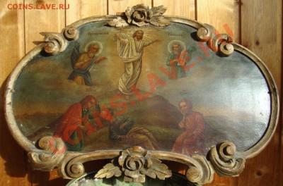 2 иконы: Преображение Господне и Спас Вседержитель - 3-1