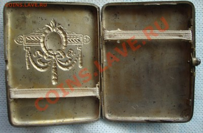 Серебряный портсигар 1936 года вручения - 9-4