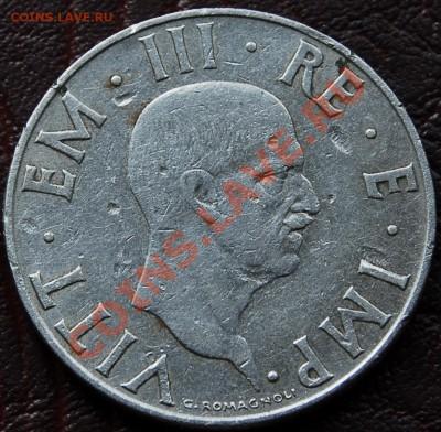 ИТАЛИЯ - 2 лиры 1940 - до 2 октября - 288