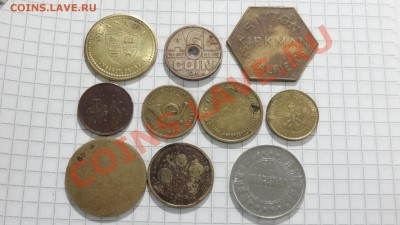10 разных жетонов (№ 2) до 30.10. в 22:30 - DSC07699.JPG