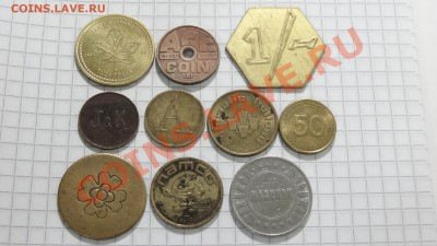 10 разных жетонов (№ 2) до 30.10. в 22:30 - DSC07698.JPG