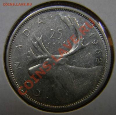 25 центов Канада 1962 - DSCN5773_thumb