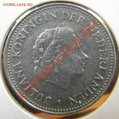 1 гульден Нидерландские Антилы 1978 - DSCN5733_thumb