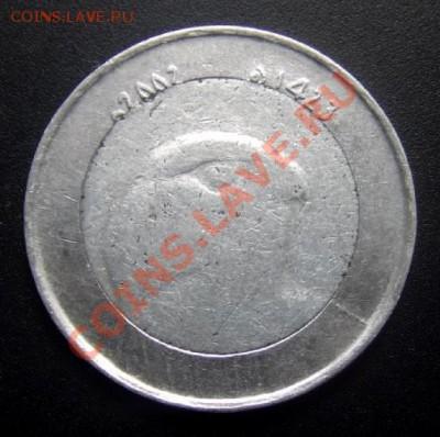 АЛЖИР 10 динар (2002) Сокол до 01.10 (22.00) - Алжир 10 динар (2002) Сокол А
