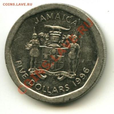 1 доллар Ямайка  до 30.09.2013 23-00 мск - ямайка