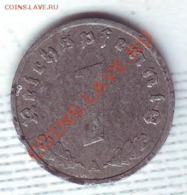 Третий рейх.Пфенниг.1943.А. до 4 Октября - 19430014.JPG