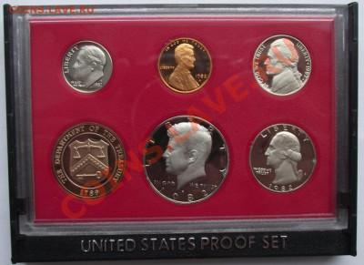 Набор монет США.1982,пруф до 1.10 в 21.00мск - 11.JPG