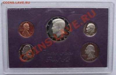 Набор монет США.1983,пруф до 1.10 в 21.00мск - 12.JPG