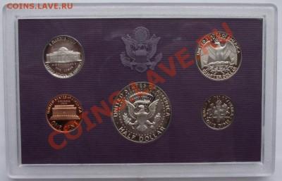 Набор монет США.1983,пруф до 1.10 в 21.00мск - 12а.JPG