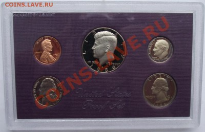 Набор монет США.1986,пруф до 1.10 в 21.00мск - 14.JPG