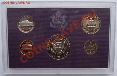 Набор монет США.1986,пруф до 1.10 в 21.00мск - 14а.JPG