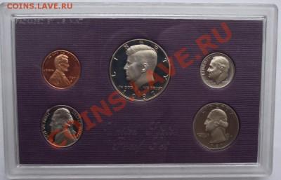 Набор монет США.1987,пруф до 1.10 в 21.00мск - 15.JPG