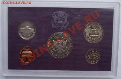 Набор монет США.1988,пруф до 1.10 в 21.00мск - 16а.JPG