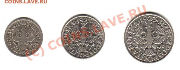 монеты 1-й Польской Республики 1923-1939 г.г. - img855