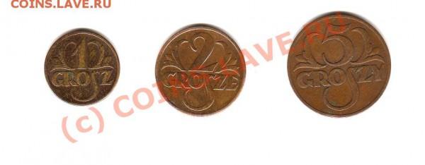 монеты 1-й Польской Республики 1923-1939 г.г. - img858