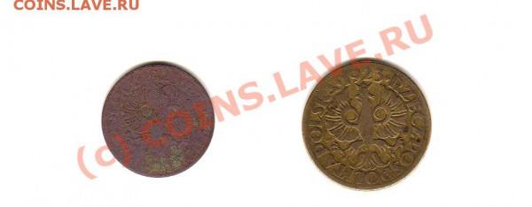монеты 1-й Польской Республики 1923-1939 г.г. - img857