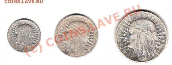 монеты 1-й Польской Республики 1923-1939 г.г. - img864