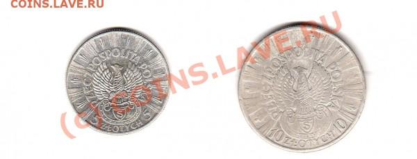 монеты 1-й Польской Республики 1923-1939 г.г. - img871