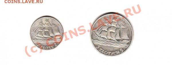 монеты 1-й Польской Республики 1923-1939 г.г. - img872
