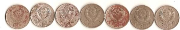 20 Копеек 7шт  1937,38,39,41,42,43,44г - сканирование0018