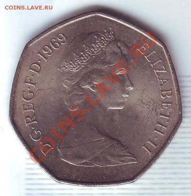 В.Британия.50 Пенсов.1969. до 5 Октября - 19690024.JPG