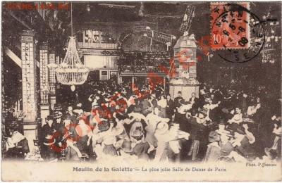 Во время танца в Moulin de la Galette - 003