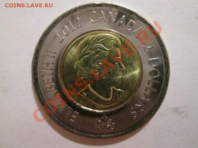 Парусник Шеннон Канада 2доллара бим. UNC до 2.10.13 22.00 - IMG_0896б