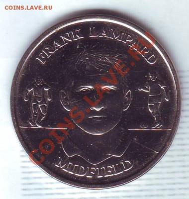 В.Британия.Жетон.Евро 2004.Фрэнк Лэмпард. до 7 октября - 20040018.JPG