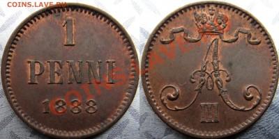 1 пенни 1888 UNC штемпельный блеск до 07.10 22.00 мск - DSC07281.JPG
