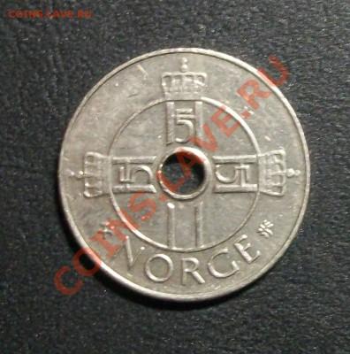 Норвегия. 1 крона 1999. до 5.10.13 в 22.00 мск - 100_3667.JPG