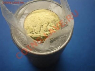 Канада: 2 доллара 2013 UNC из ролла до 07.10.13, 22-00 - Канада 2 доллара 2013-ролл.JPG