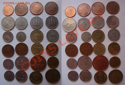 Октябрьская распродажа иностранных монет - 10rub-coins-00