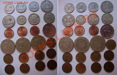 Октябрьская распродажа иностранных монет - 10rub-coins-01