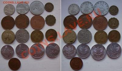 Октябрьская распродажа иностранных монет - 15rub-coins-01