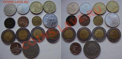 Октябрьская распродажа иностранных монет - 25rub-coins-00