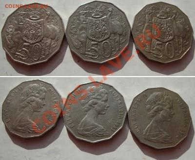 Октябрьская распродажа иностранных монет - 50rub-coins-00