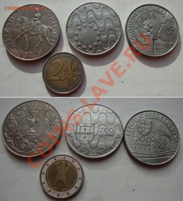 Октябрьская распродажа иностранных монет - 85rub-coins-00