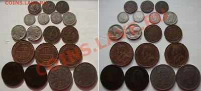 Октябрьская распродажа иностранных монет - 110rub-coins-00