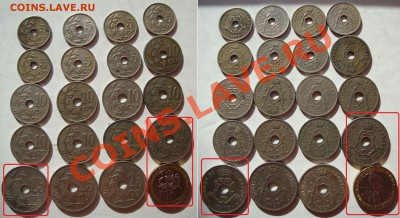 Октябрьская распродажа иностранных монет - 35rub-coins-00
