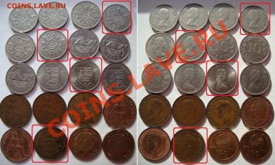 Октябрьская распродажа иностранных монет - 35rub-coins-02