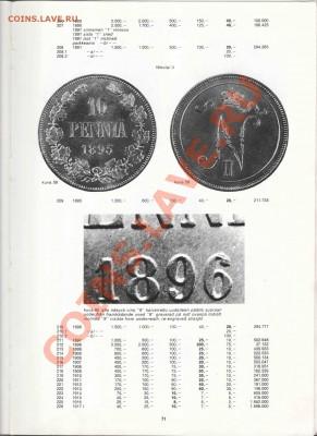 Книга Эркки Борга по финским монетам - Borg-012_resize