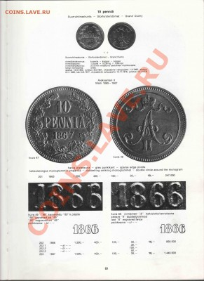 Книга Эркки Борга по финским монетам - Borg-010_resize