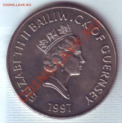 Гернси.5 Фунтов.1997.Юбилей. до 06.12 - 19970112.JPG