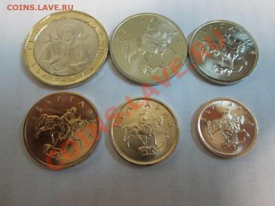 Болгария подборка 6 монет UNC!! до 3.12.13 до 22.00 - IMG_1907б