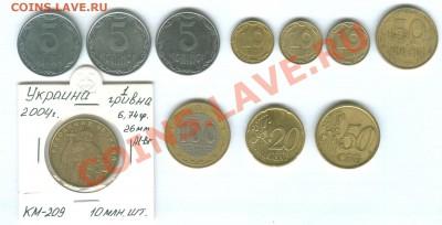 Приднестровье, Украина, Казахстан БМ, Евро до 07.12.2013 - 102