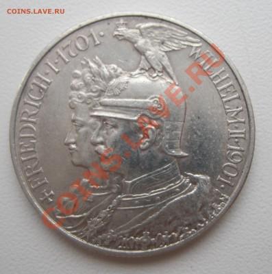 Серебро Германия 1901,1913 - 1mark1901-1
