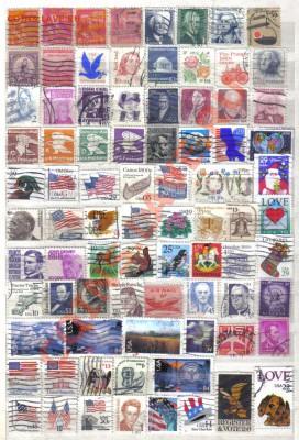 Марки США 82шт до 3.12 22.00мск - Марки США 82шт